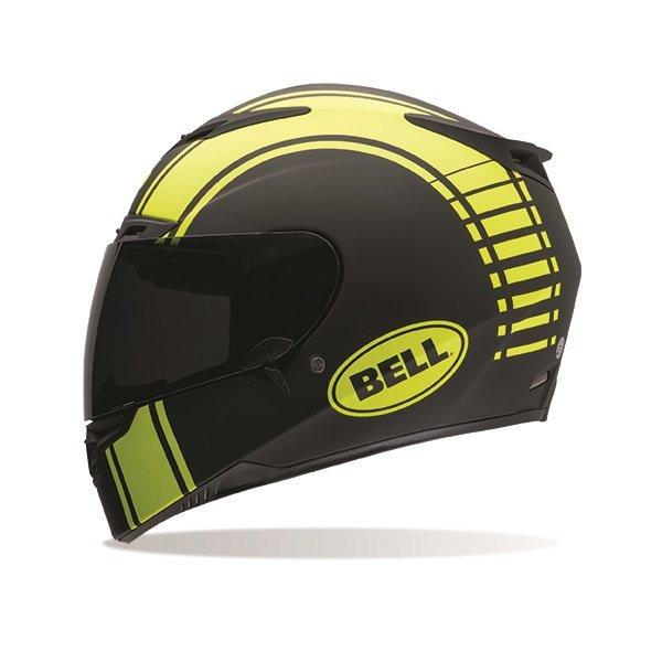 Černo-žlutá unisex helma na motorku RS-1 Liner, Bell