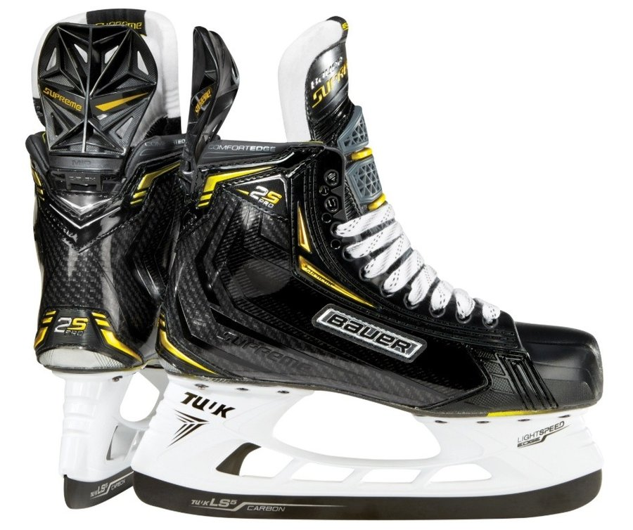 Hokejové brusle Bauer - velikost 38 EU