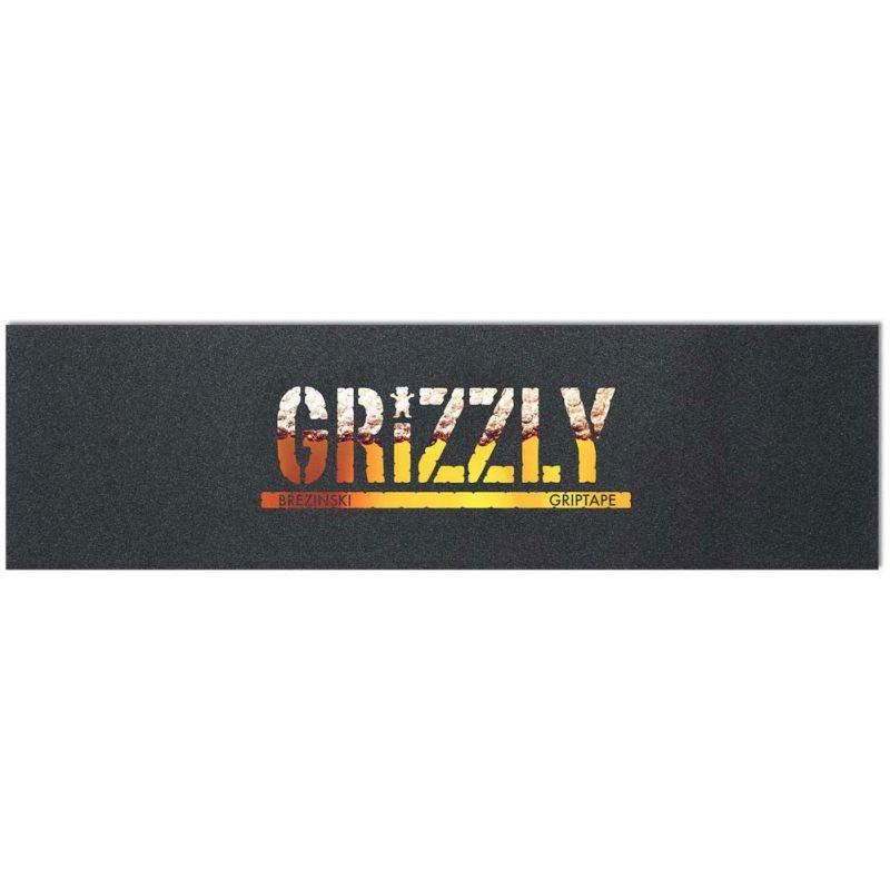 Černé gripy na snowboard Grizzly