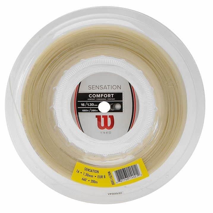 Tenisový výplet - Wilson Sensation 200m 1,30mm