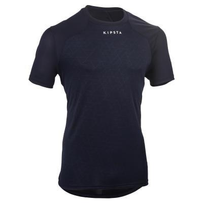 Modré ragbyové tričko R500, Offload