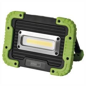 Černo-zelená svítilna EMOS