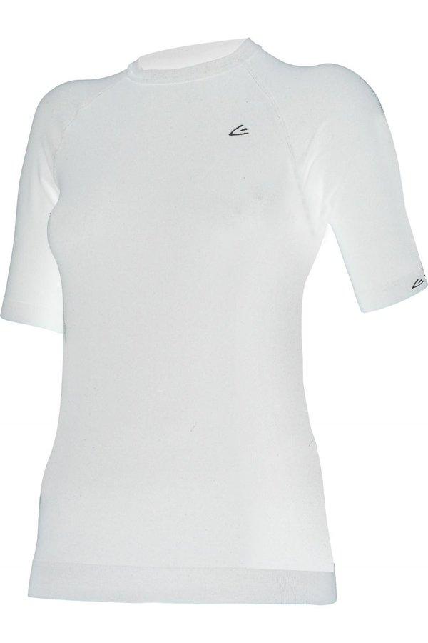 Bílé dámské termo tričko s krátkým rukávem Lasting