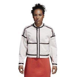 Bílá dámská bunda Adidas