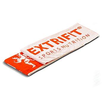 Ručník - Ručník Extrifit bílooranžová