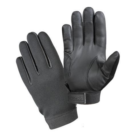Černé unisex neoprenové rukavice ROTHCO