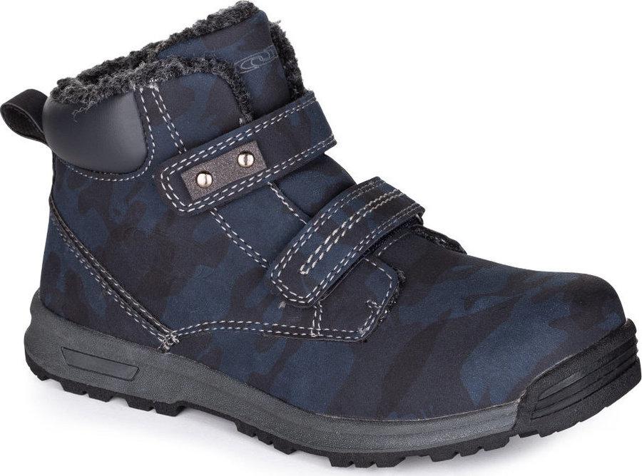 Modré dětské zimní boty Loap - velikost 32 EU
