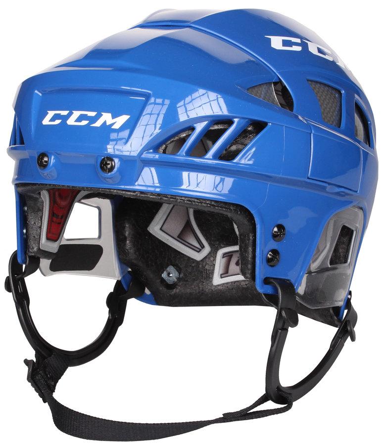 Hokejová helma - CCM Fitlite 80 modrá S