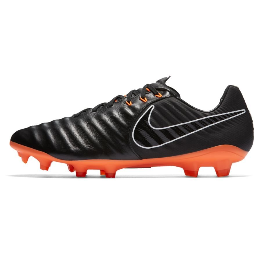 Černé kopačky lisovky Legend 7 Pro FG, Nike - velikost 42 EU