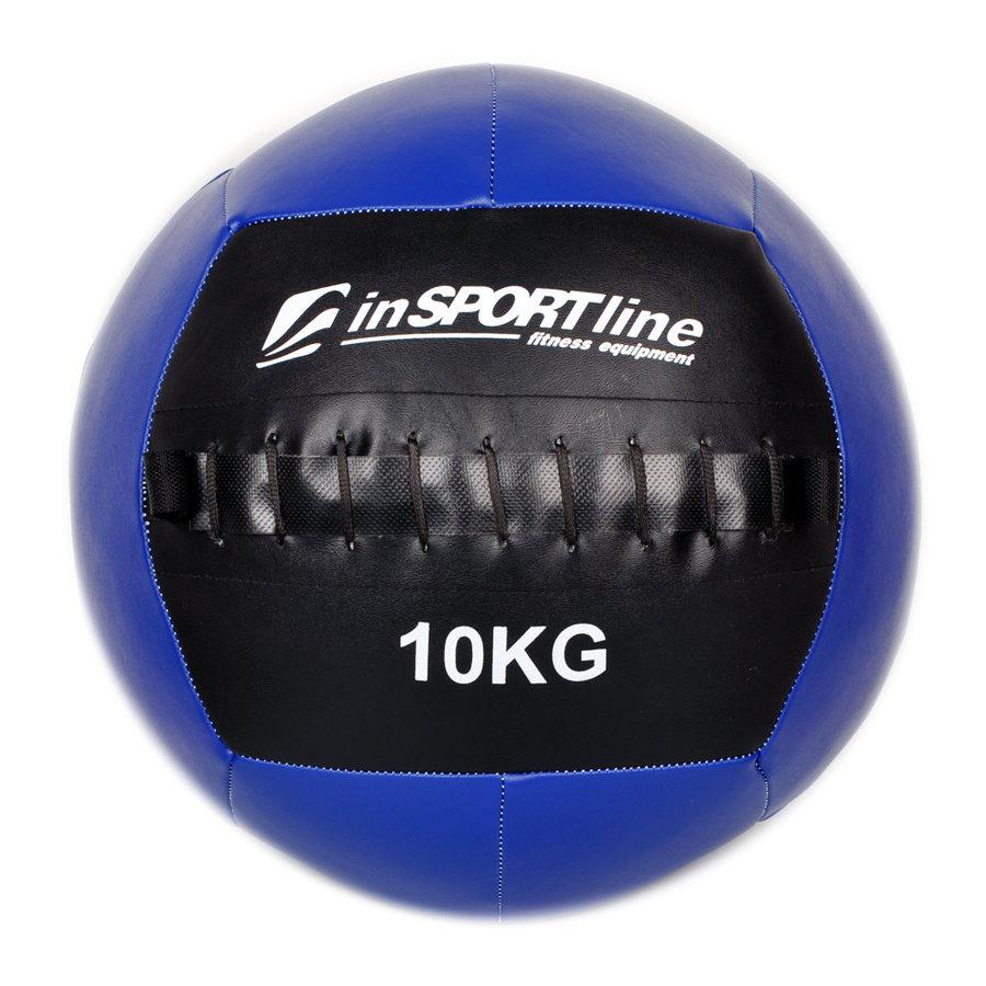 Medicinbal bez úchopů inSPORTline - 10 kg