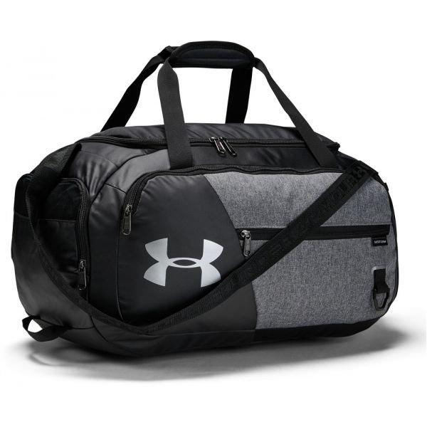Šedá sportovní taška Under Armour - objem 41 l