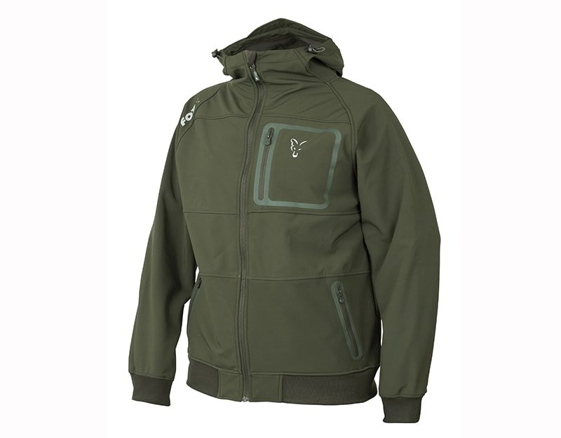 Zelená rybářská bunda Fox