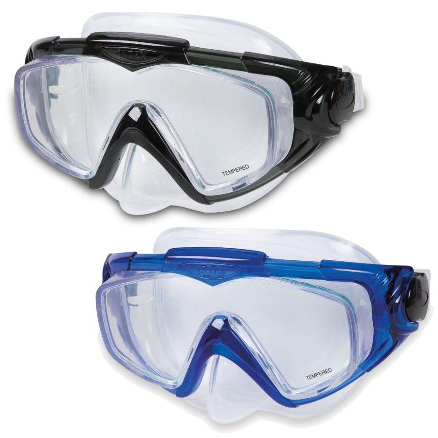 Potápěčská maska - Potápěčské brýle INTEX Aqua Pro Silicon