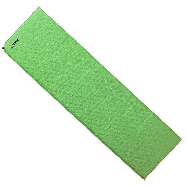 Zelená samonafukovací karimatka Yate - tloušťka 3,5 cm