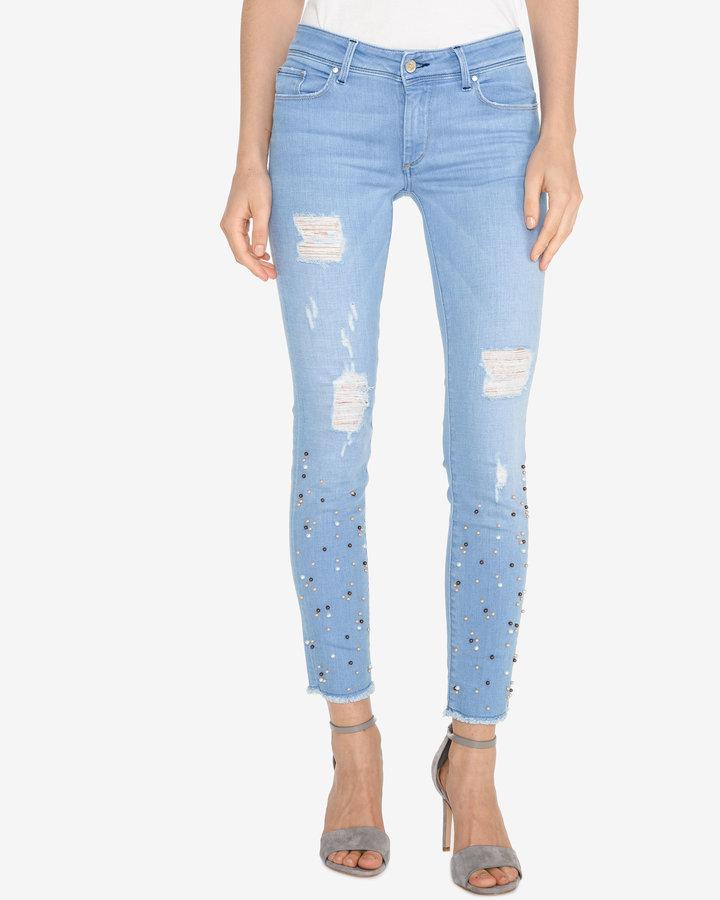 Modré dámské džíny Salsa Jeans - velikost 28