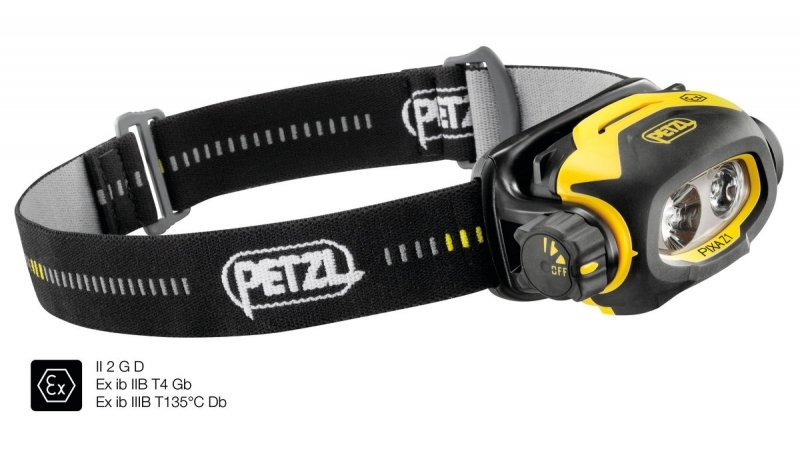 Čelovka - PETZL Pixa Z1