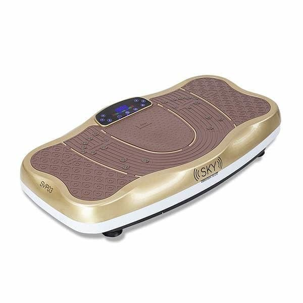 Vibrační plošina s gumovými expandéry SVP03, SKY - nosnost 150 kg