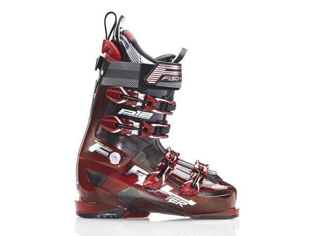 Lyžařské boty - Sjezdové boty Fischer Progressor 12 2012/2013 - 30 mondo