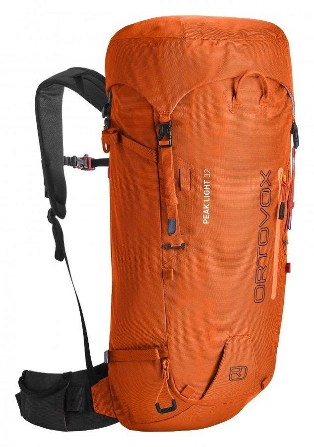 Oranžový turistický batoh Ortovox - objem 32 l