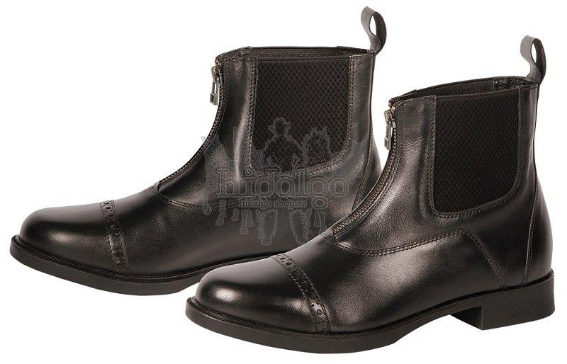 Černá dětská chlapecká nebo dívčí jezdecká perka Hickstead, Harry's Horse