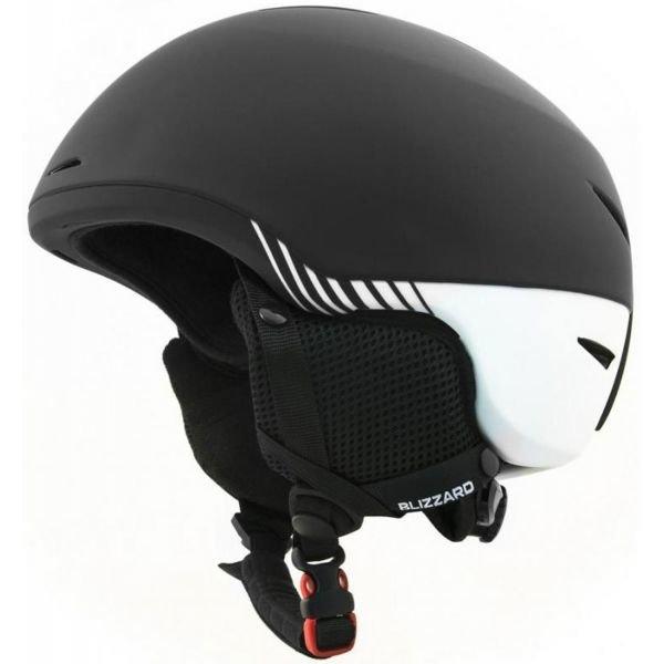 Bílo-černá lyžařská helma Blizzard