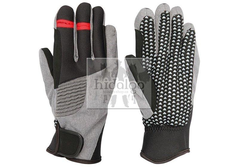 Jezdecké rukavice