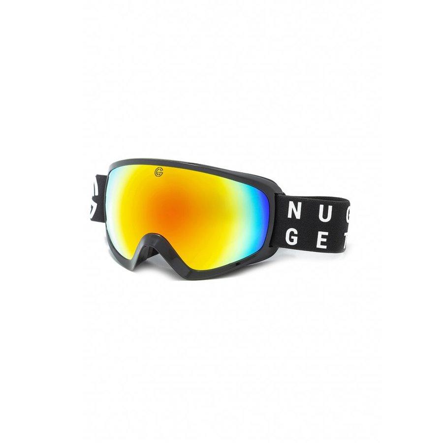 Brýle na snowboard - Nugget Persistence 2 Goggles B - Black Velikost: JEDNOTNÁ VELIKOST