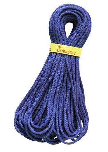 Modré lano Static, Tendon (Lanex) - průměr 8,9 mm a délka 60 m