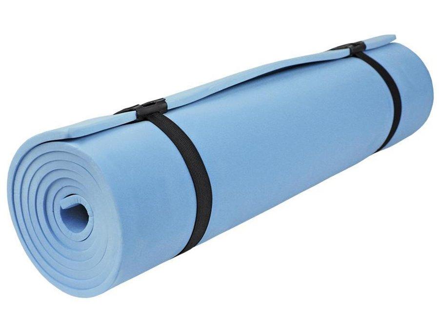 Modrá karimatka Spokey - tloušťka 0,7 cm