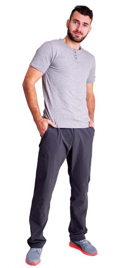 Šedé pánské kalhoty Progress - velikost S