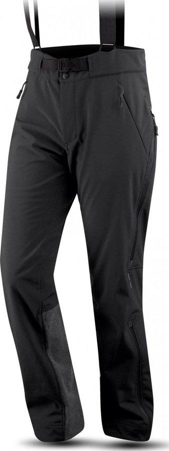 Černé dámské lyžařské kalhoty Trimm - velikost XL