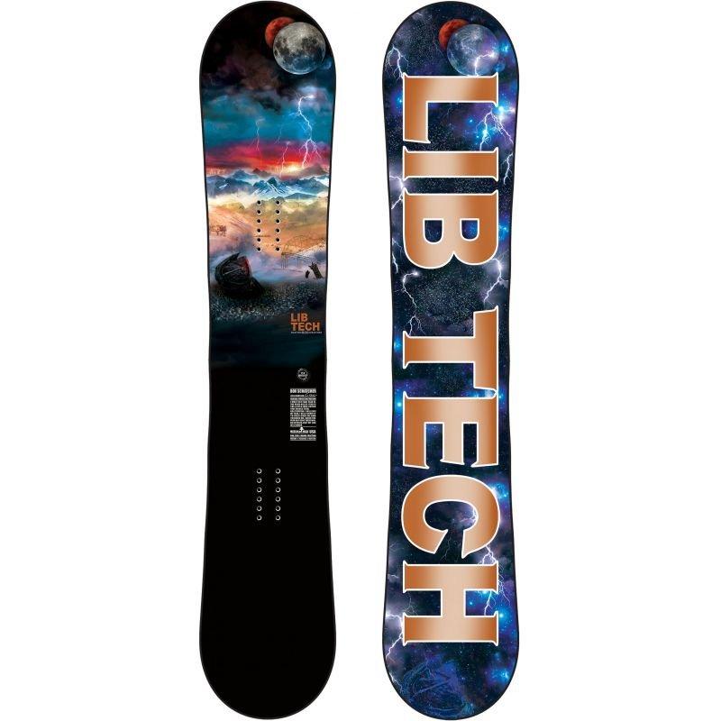Snowboard bez vázání LIB Tech - délka 153 cm