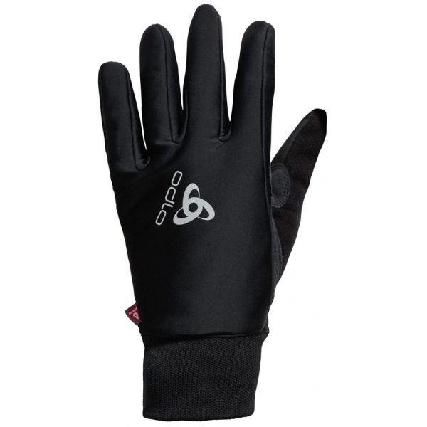 Černé zimní rukavice Odlo