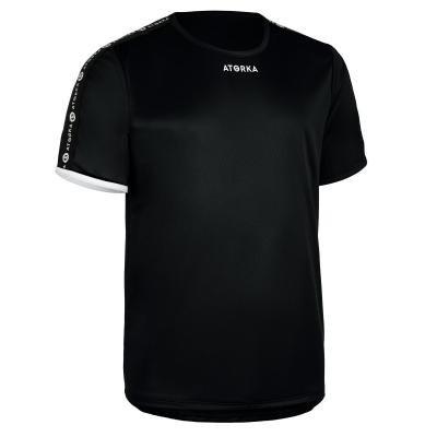 Černý dětský házenkářský dres Atorka - velikost 149
