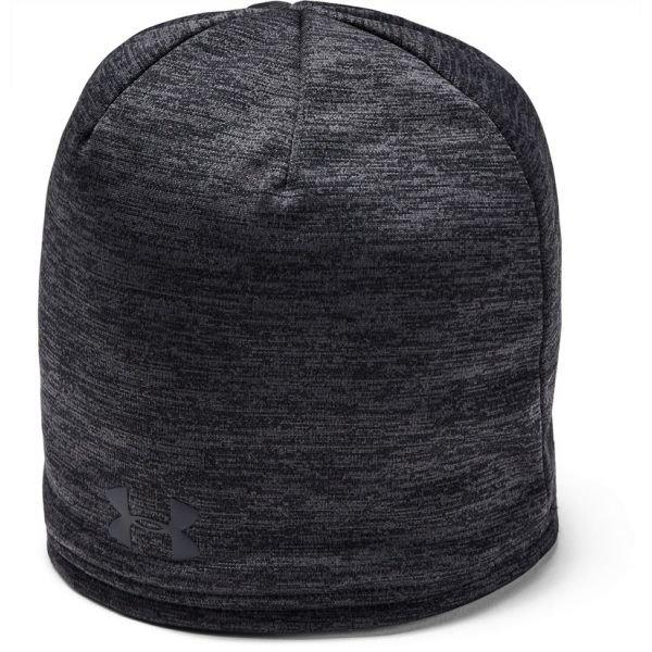 Černá pánská zimní čepice Under Armour - univerzální velikost