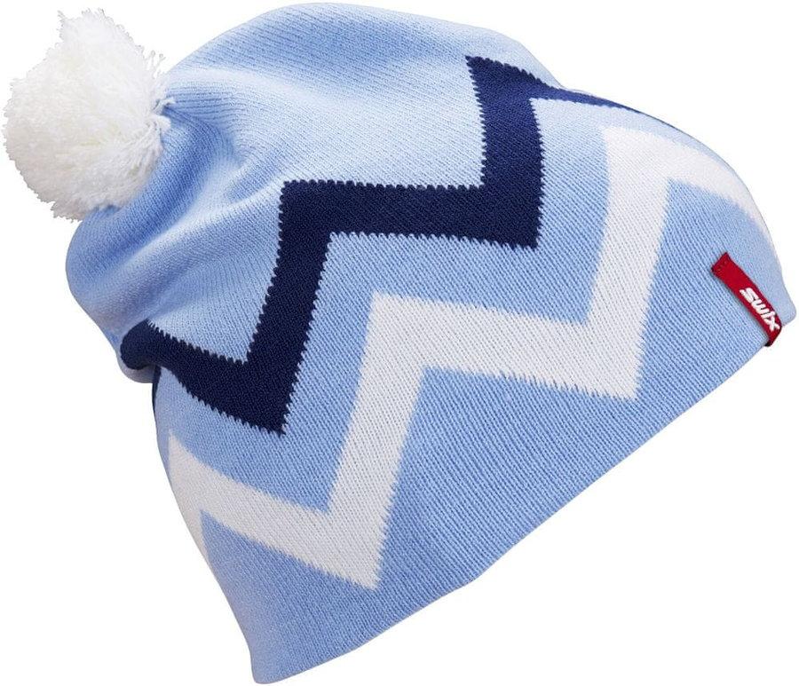 Modrá běžecká čepice Swix