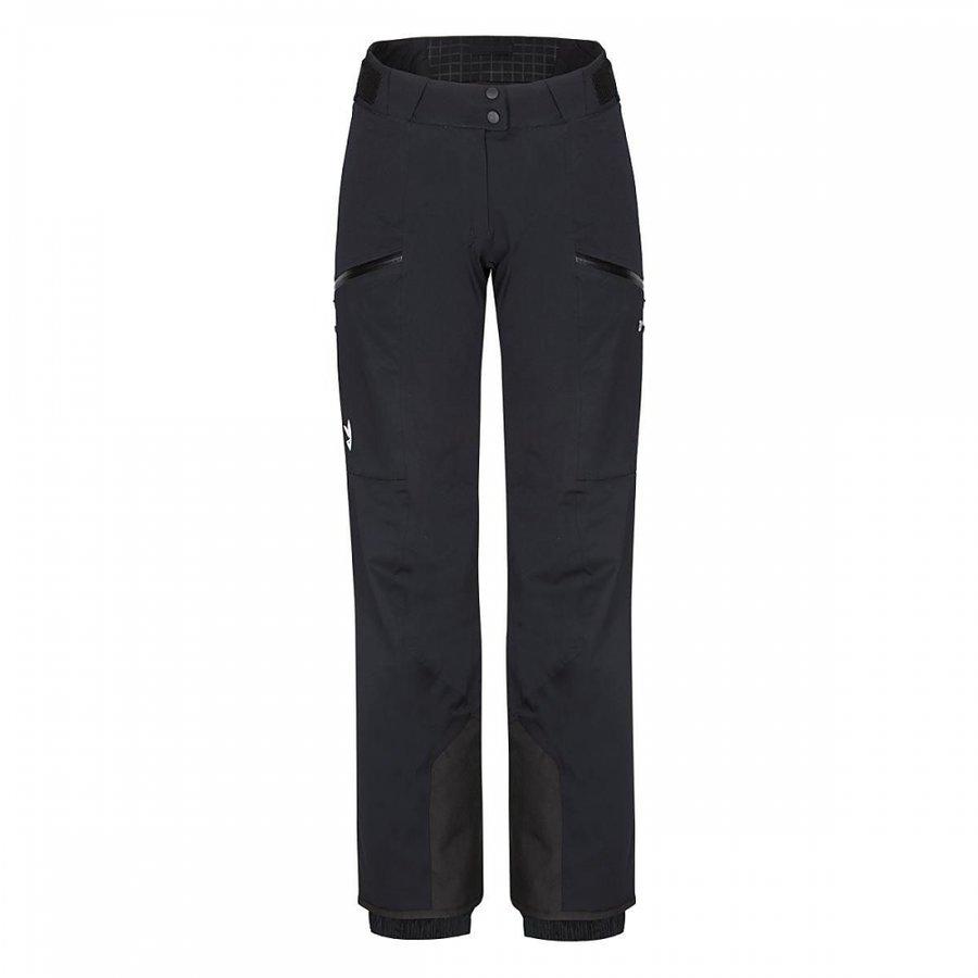 Černé dámské lyžařské kalhoty Zajo
