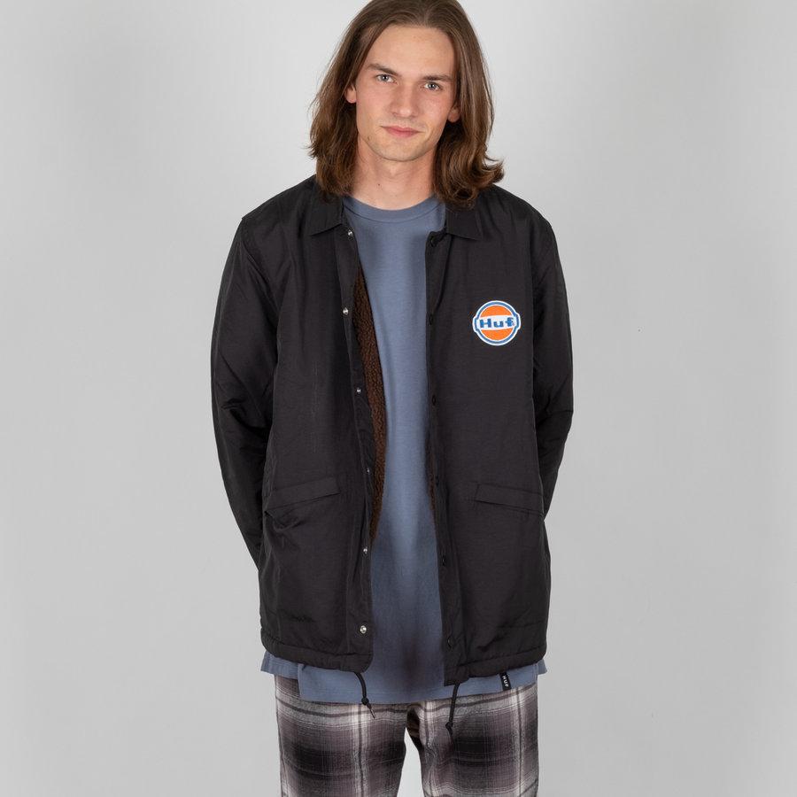 Černá pánská bunda Huf - velikost M