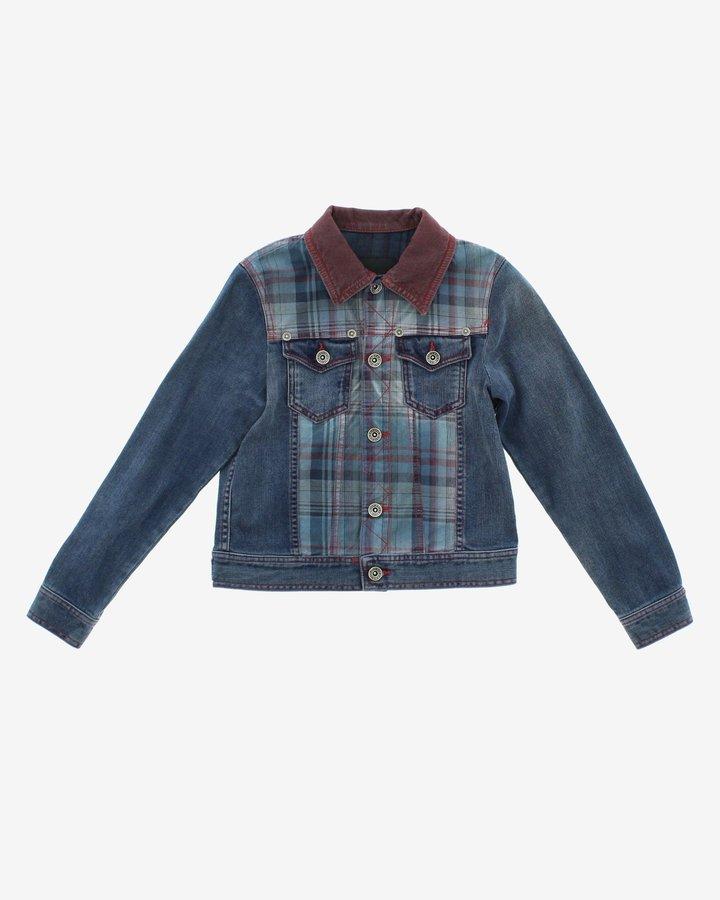 Modrá chlapecká bunda John Richmond - velikost 116