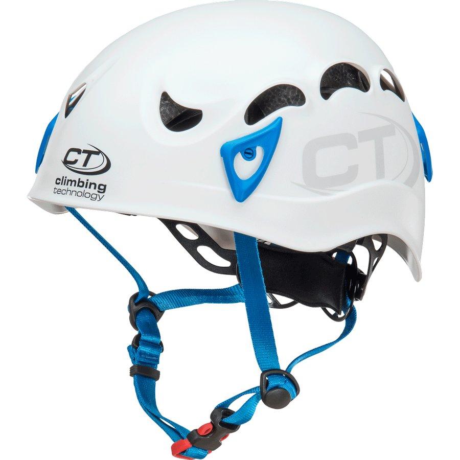 Bílá horolezecká helma Climbing Technology - velikost 50-61 cm