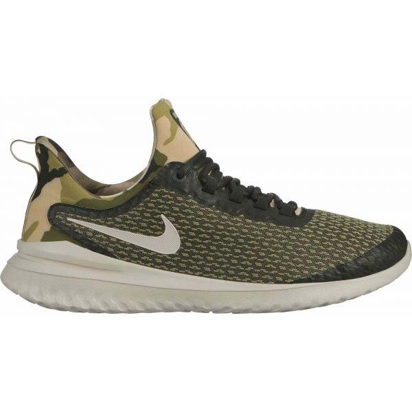 Zelené pánské běžecké boty Nike