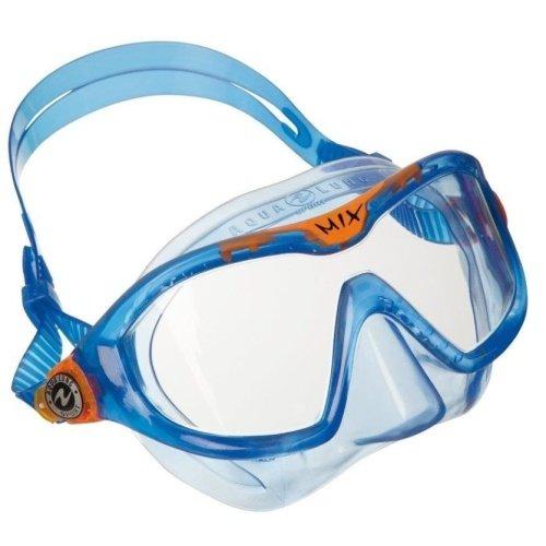 Modrá dětská potápěčská maska Mix, Aqualung