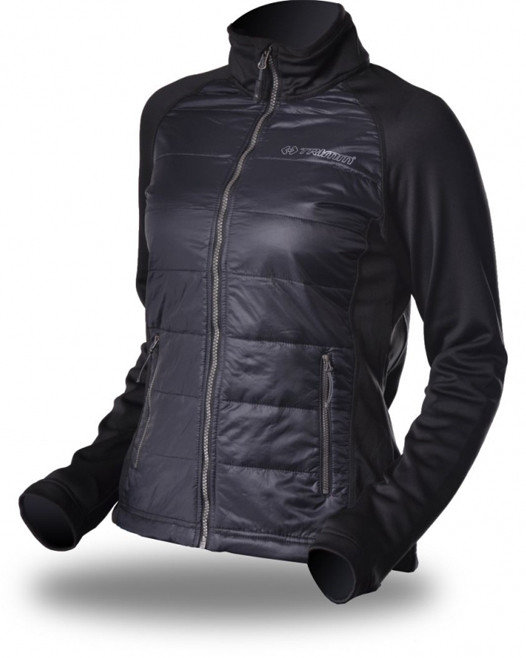 Černá dámská bunda Trimm