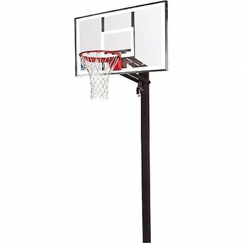 Basketbalový koš - Venkovní basketbalový koš NBA GOLD IN-GROUND Spalding - montáž zdarma, servis u zákazníka