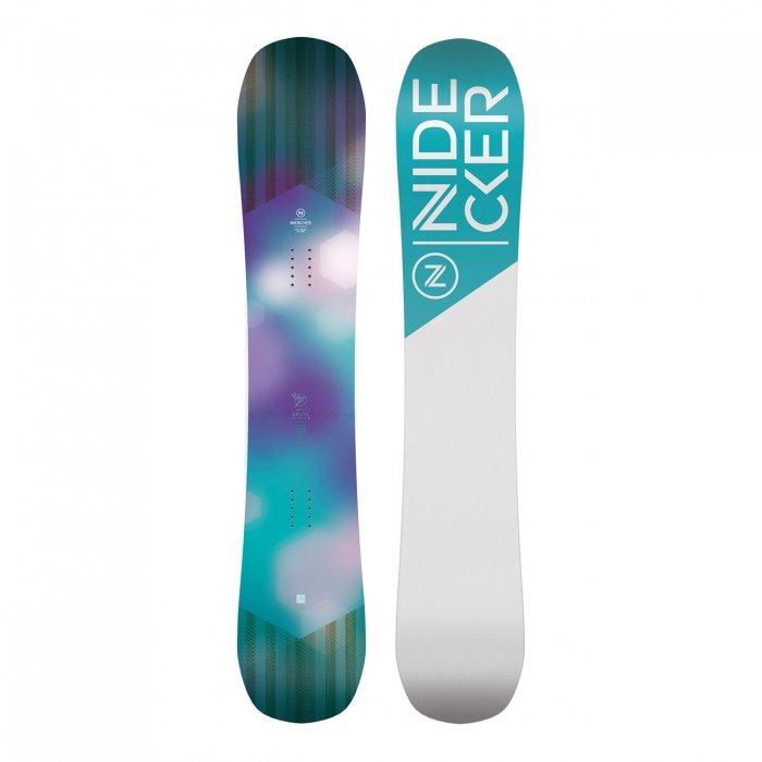 Snowboard bez vázání Nidecker - délka 147 cm