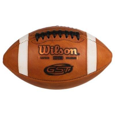 Hnědý míč na americký fotbal Gst 1003, Wilson