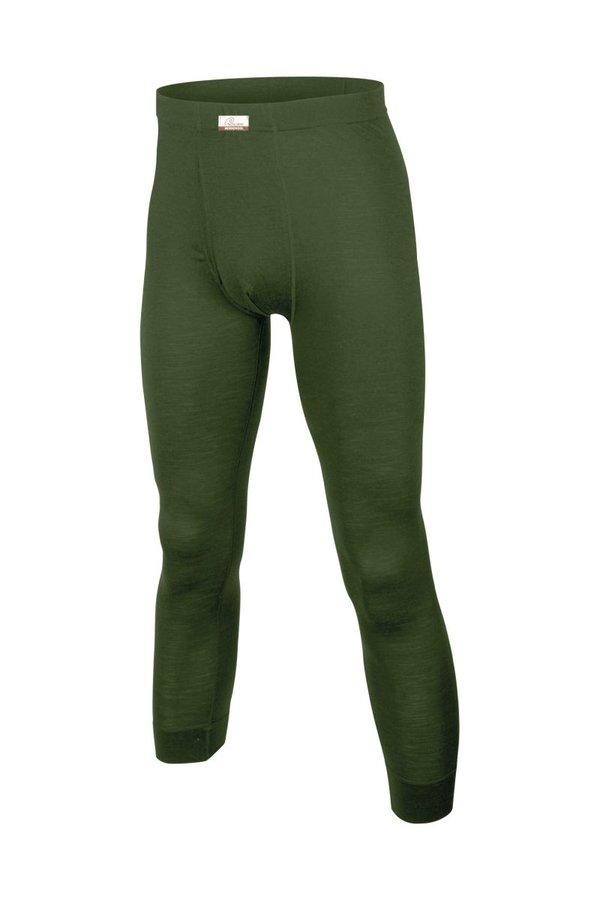 Zelené pánské funkční kalhoty Lasting - velikost XS