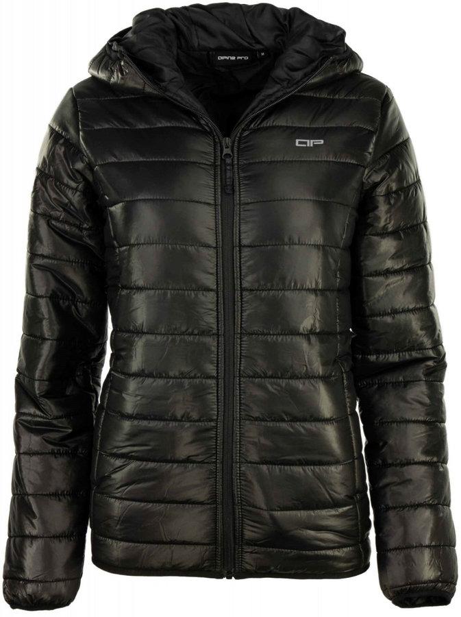 Černá dámská bunda Alpine Pro