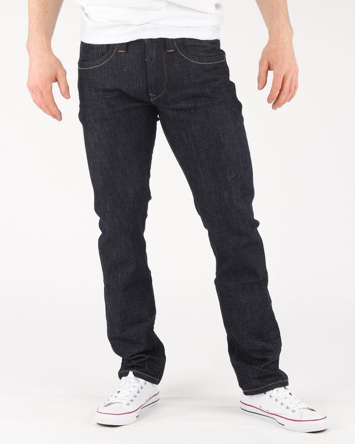 Černé pánské džíny Pepe Jeans