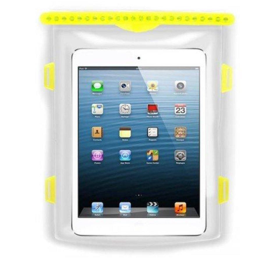 Žlutý vodotěsný obal na tablet Gooper